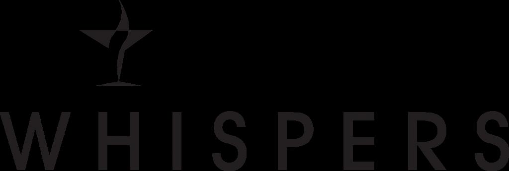 Whispers_LogoBlack